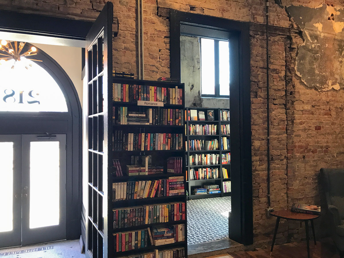 Holy Goat Bookstore